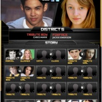 District 5 Tributes - Foxface! - cast in The Hunger Games