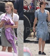 Hunger Games Reaping Scene