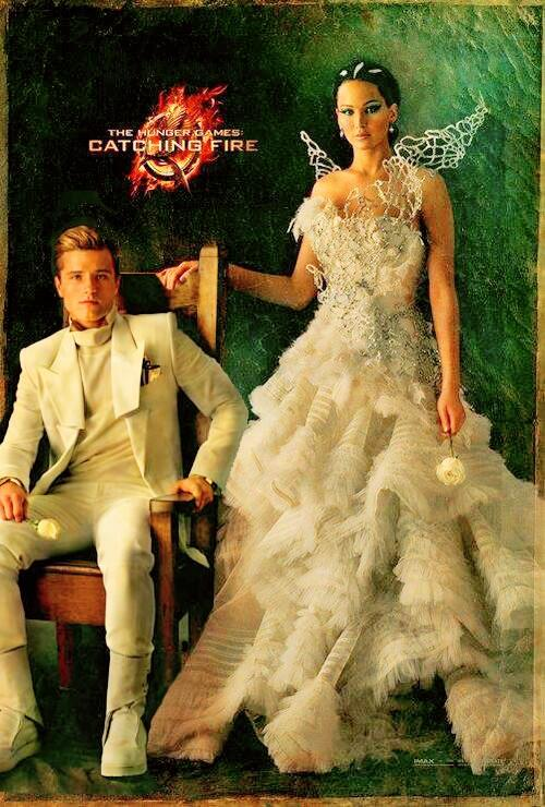 Peeta And Katniss Wedding | www.pixshark.com - Images ...