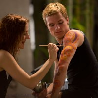 Photos: Ten new stills from 'Catching Fire' featuring Peeta, Katniss, Gale and more!