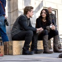 Photos: Official high-res behind-the-scenes stills from 'Catching Fire'