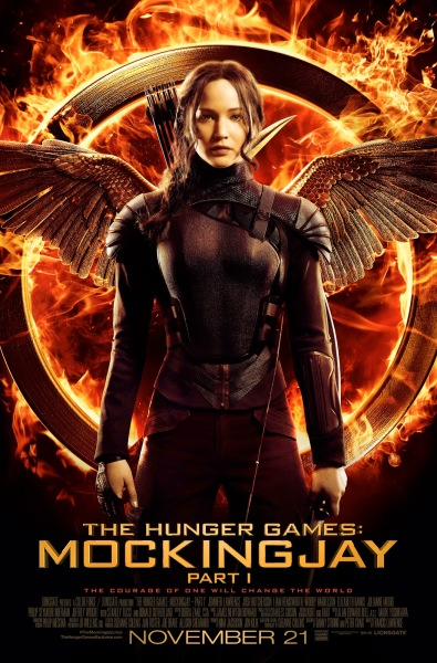 Mockingjay Part 1 Poster Final
