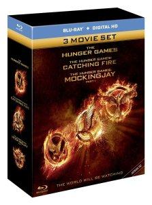 1-3 Box Set [Blu Ray]