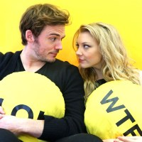 Photos & Interview: Natalie Dormer & Sam Claflin Visit BuzzfeedUK