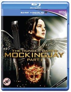Mockingjay Blu Ray