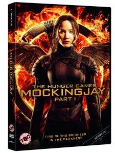 Mockingjay DVD