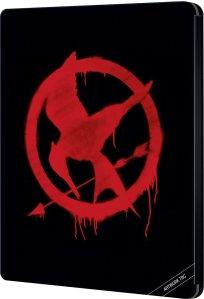 Mockingjay Steelbook Blu Ray Back