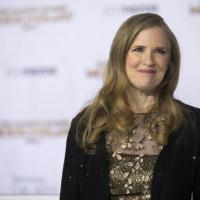 Suzanne Collins talks 'The Hunger Games' books, Katniss's family, Peeta and Gale, and lots more