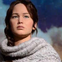 Photos: Madam Tussauds London unveils Katniss Everdeen wax figure