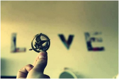 mockingjay love