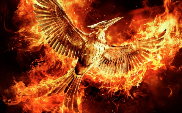 mockingjay part 2 teaser poster