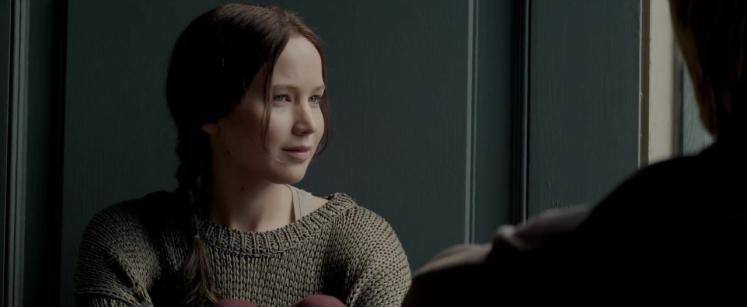 Katniss Everdeen in Mockingjay Part 2