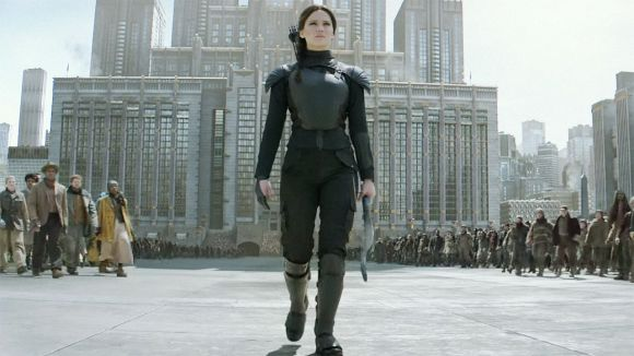 katniss everdeen mockingjay part 2