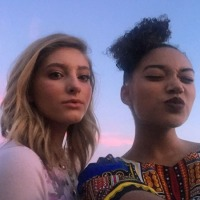 Photos: Willow Shields and Amandla Stenberg attend Teen Vogue party