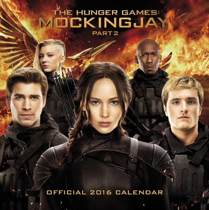Amazon Mockingjay Part 2 Calendar