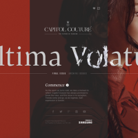 Capitol Couture Final Issue Released: Ultima Volatus