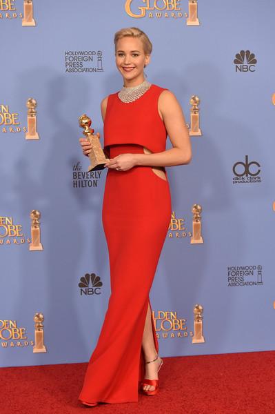 Jennifer Lawrence 73rd Golden Globes
