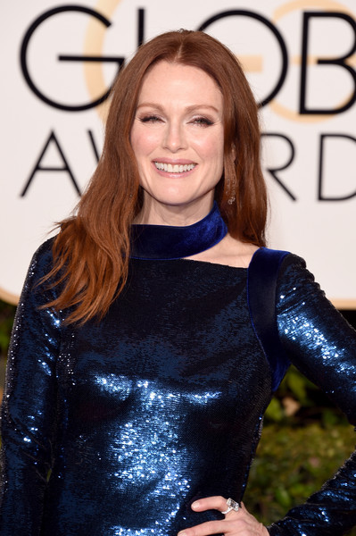 Julianne Moore 73rd Golden Globes