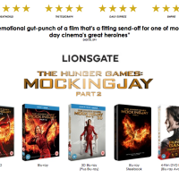 UK 'Mockingjay: Part 2' DVD/3D Blu-Ray/Digital release on March 21