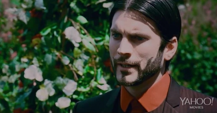 Wes Bentley as Seneca Crane in The Hunger Games