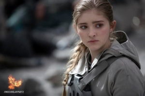 Willow Shields as Prim Everdeen