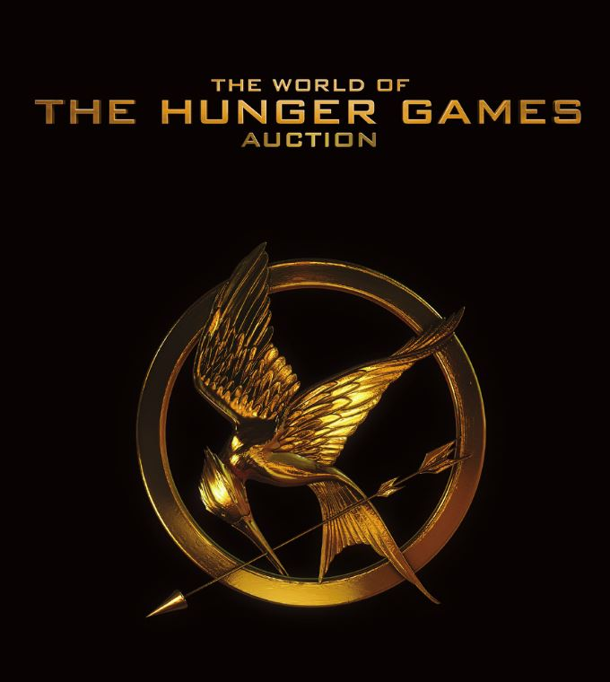 World of Hunger Games Auction