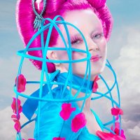 First look at Effie Trinket at Dubai's Hunger Games theme park
