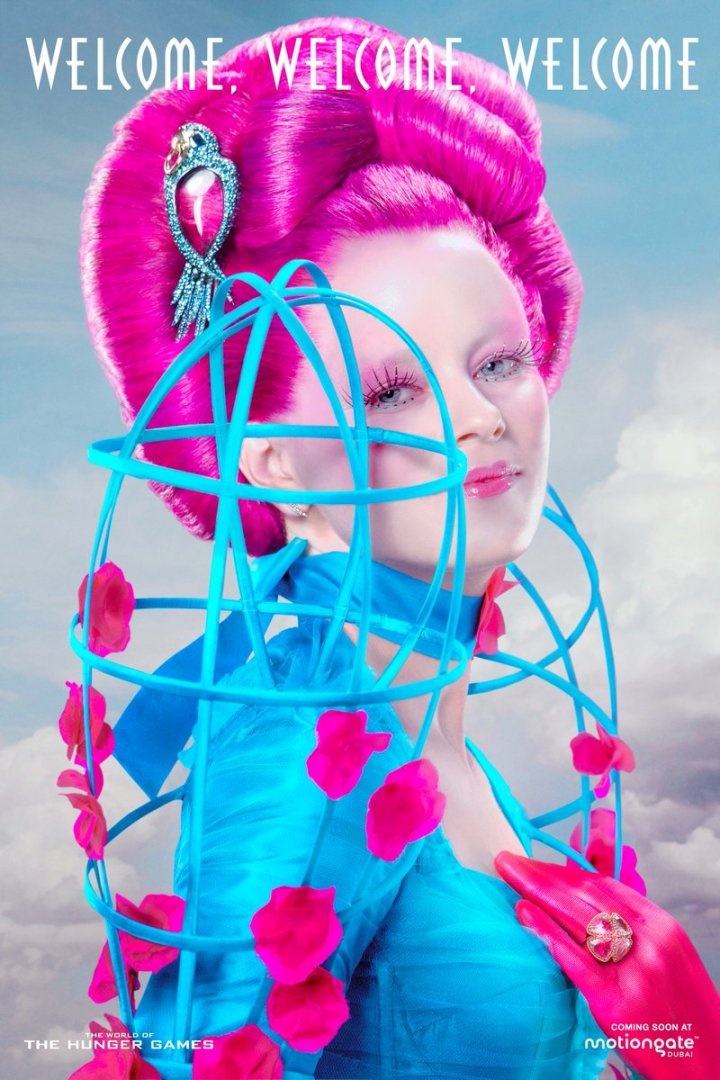 Effie Trinket Motiongate