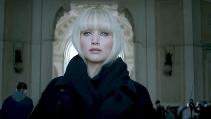Jen Lawrence Red Sparrow
