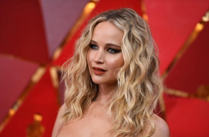 Jennifer Lawrence - 90th Oscars - 2018