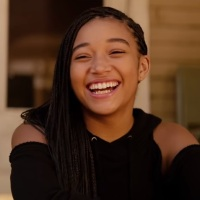 Amandla Stenberg featured in Out; talks 'The Hate U Give' and more